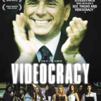 Poster for Erik Gandini's documentary on Italy, Videocracy, 2009
