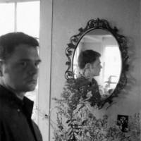 James Schuyler, Calais, Vermont, late 1960s; photograph by Joe Brainard