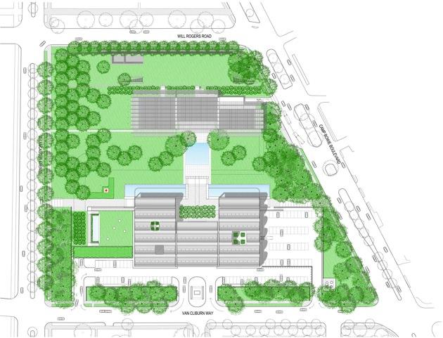 Renzo Piano Kimbell site plan.jpg