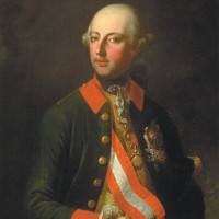 Emperor Joseph II of Austria; painting by Joseph Hickel, 1771