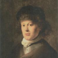 Jan Lievens: Portrait of Rembrandt, circa 1629