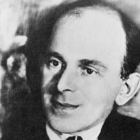 Osip Mandelstam; photograph by Moses Nappelbaum, known for his portraits of St. Petersburg's writers, including Anna Akhmatova and Boris Pasternak, as well as his portraits of Trotsky, Lenin, and Stalin