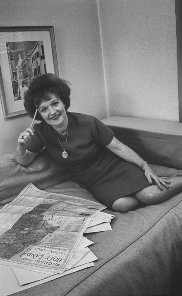 Muriel Spark, 1965