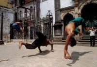 Capoeira, Brazil, 1989