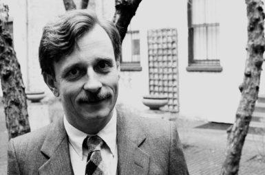 Edmund White, New York City, early 1980s