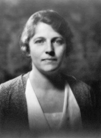 Pearl Buck, circa 1932