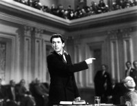 Jimmy Stewart in the 1939 film Mr. Smith Goes to Washington