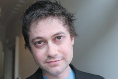 Adam Thirlwell, London, 2009