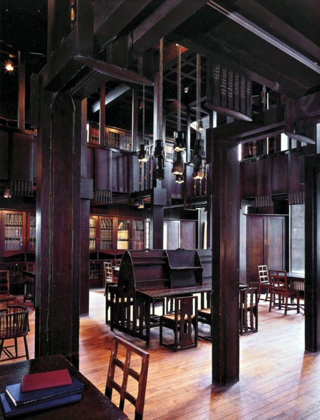 Glasgow School of Art, library.jpg