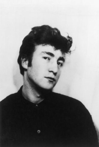 John Lennon, Liverpool, circa 1961