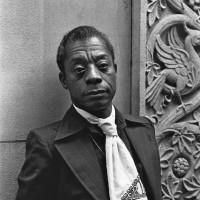 James Baldwin, New York City, 1976