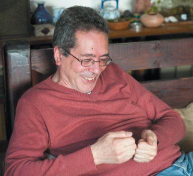 César Aira, Buenos Aires, October 2010