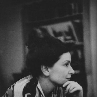 Henri Cartier-Bresson: Hedda Sterne, 1946