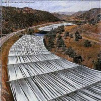 Christo: Over The River, Project For The Arkansas River, State of Colorado