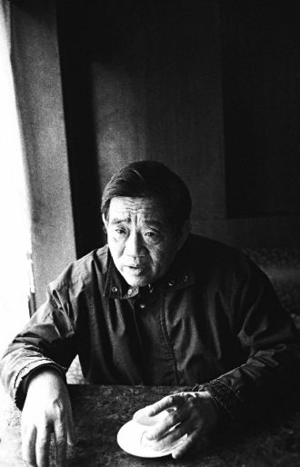 Yang Jisheng, November 2010