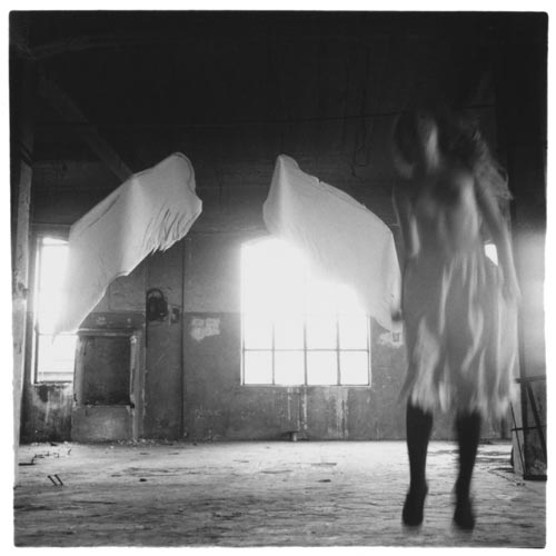 Francesca Woodman: From Angel series, Rome, 1977.jpg