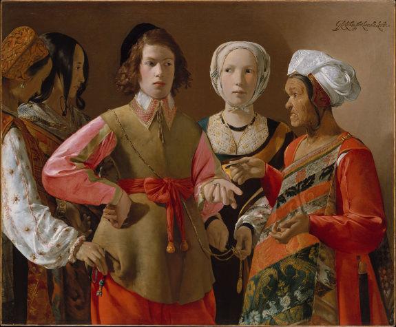 Georges de La Tour: The Fortune Teller.jpg