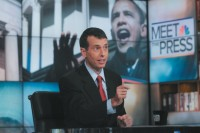 David Plouffe, Barack Obama's 2008 presidential campaign manager and recently appointed his senior adviser in the White House, on Meet the Press, September 5, 2010