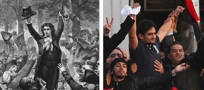 Camille Desmoulins and Wael Ghonim.jpg