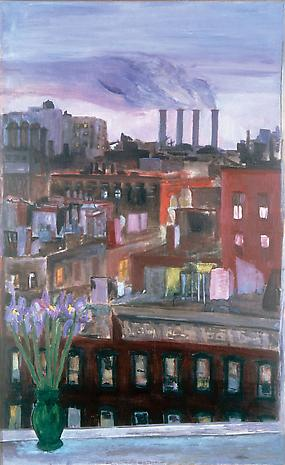 Jane Freilicher: Early New York Evening.jpg