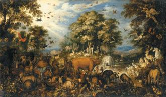Roelandt Savery: Paradise, 1626