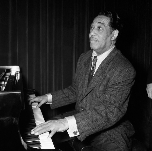Duke Ellington, Paris, 1958.jpg