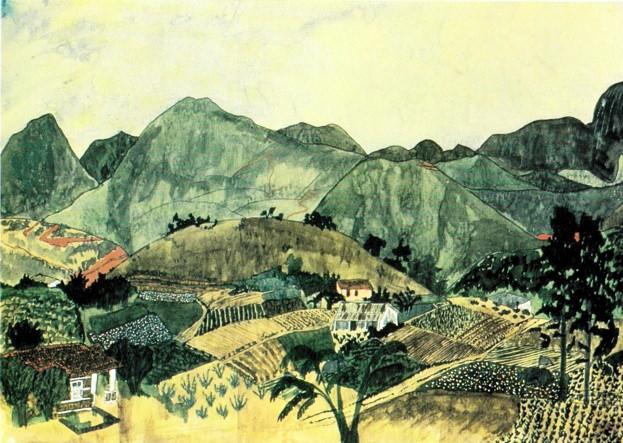 Elizabeth Bishop: Brazilian Landscape.jpg