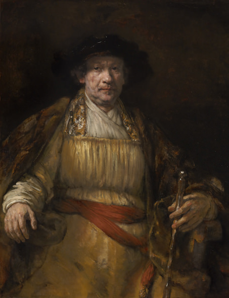 Rembrandt: Self-Portrait.jpg