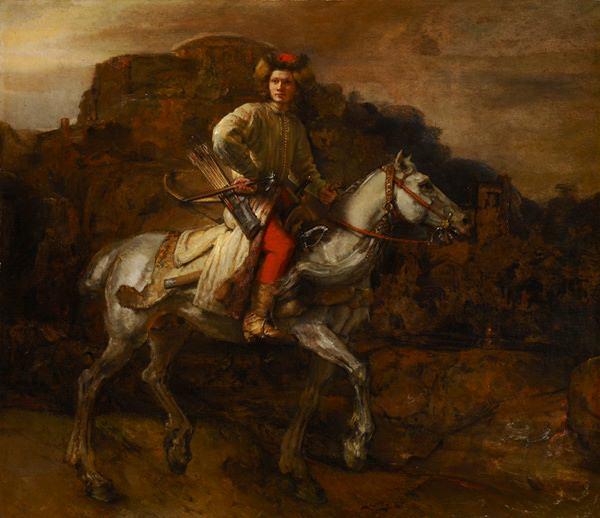 Rembrandt: The Polish Rider.jpg