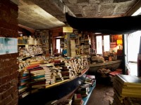 A bookshop in Venice, 2010
