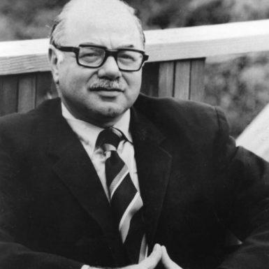 Daniel Bell, early 1980s