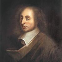 Blaise Pascal; anonymous portrait, seventeenth century