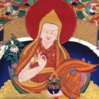 Ngawang Lobsang Gyatso, the Fifth Dalai Lama (1617–1682)