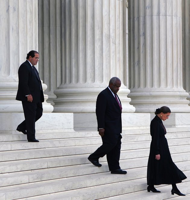 Justices Scalia, Thomas, Ginsburg.jpg