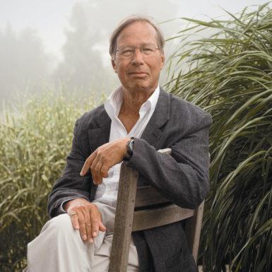 Ronald Dworkin, Martha's Vineyard, August 2005