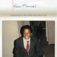 From the cover of Jerry McGill's self-published memoir, <i>Dear Marcus: Speaking to the Man Who Shot Me</i>
