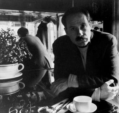 James Ellroy, New York City, 1989