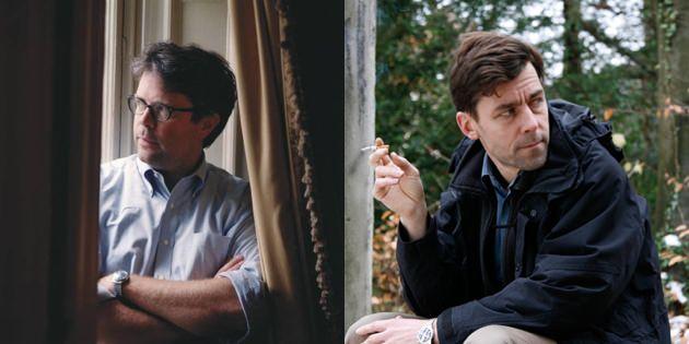 Jonathan Franzen and Peter Stamm.jpg