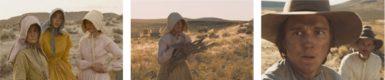 Scenes from Kelly Reichardt's Meek's Cutoff