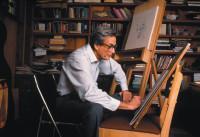 Richard Feynman, circa 1985