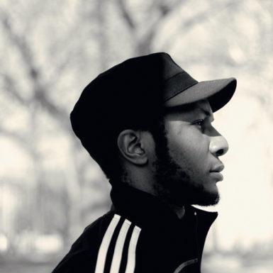 A self-portrait of Teju Cole, Sunset Park, Brooklyn, 2010