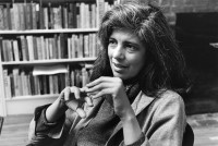 Susan Sontag, New York City, 1980
