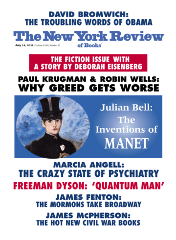 Image of the July 14, 2011 issue cover.