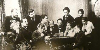 Anton Chekhov, reading