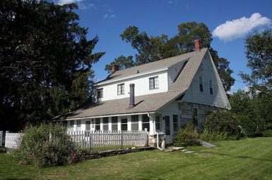 The Robert Frost Stone House, South Shaftsbury, Vermont