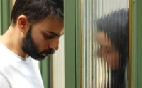 A still from Asghar Farhadi's Nader and Simin: A Separation