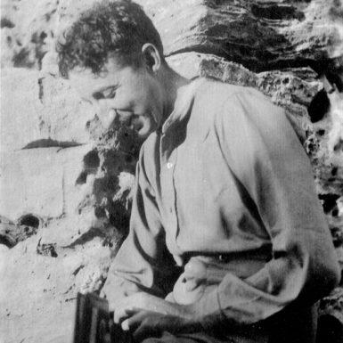 E.M. Forster in Alexandria, circa 1917