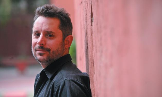 Daniyal Mueenuddin, New Delhi, India, April 2010