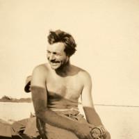 Ernest Hemingway, Key West, Florida, circa 1928