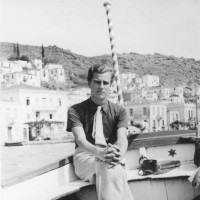 Patrick Leigh Fermor in Greece
